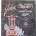 John H.P. Steam Valves in Bronze and Steel.; Baxter and Stubbs; 78.2943