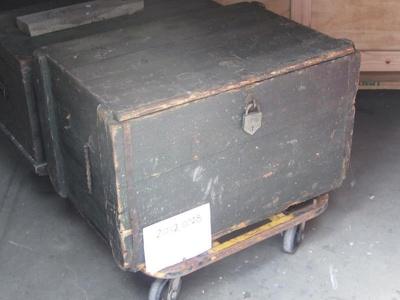 Box of Cooper Tools; 1850s; 2012.0028