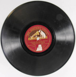 78 - His Master's Voice, Record; The Gramaphone Co. Ltd.; 2016.0377