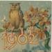 Postcard: Owl 1902; 83.0581