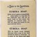 Advertisement, Eureka Soap; 81.0207