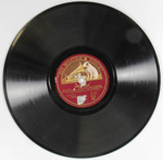 78 - His Master's Voice. Record; The Gramaphone Co. Ltd.; 2016.0380