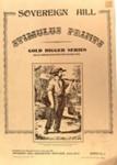 Sovereign Hill Stimulus prints, gold digger series; Ballarat Times Sovereign Hill; 1978; 2018.1242