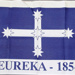 Tea Towel, Eureka - 1854; The Rose Stereograph Co.,; 2017.1428