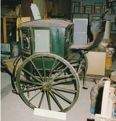 Hansom Cab; 1887-1892; 70.3016