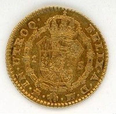 Coin, 1 Escudo, 1787; 1787; 76.0004