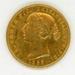 Coin, 1/2 Sovereign, 1866; Royal Australian Mint; 1866; 76.0036