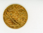 Coin, Bombay Mohur; 76.0024