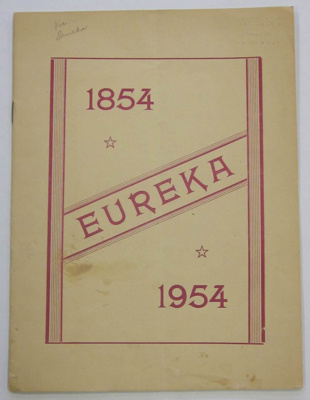 1854 Eureka; 1954; 06.0370