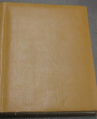 Album of newspaper cuttings of the Ballarat area; Peter Mansfield; 2011.0534