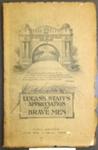 Avenue of Honour Booklet (Final Edition); E.Lucas & Co., Pty Ltd; Jun 1919; 2013.0370