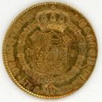 Coin, 2 Escudos, 1788; 1788; 76.0003