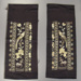Embroidered Sleeve Bands; 79.0423