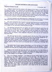 Documents - Sovereign Hill (Newsletter 14/11/1991) Redundancy agreement Back pay claims; Sovereign Hill; 1991; 2019.0769