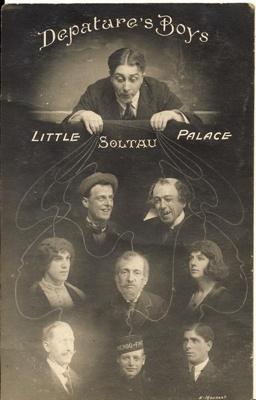 Photograph Album  -  Soltau P.O.W. Camp  -  Germany; 1917-1918; 84.0712