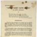 Programme, 'When Grief Hath Mates', 1950; 1950; 81.0344
