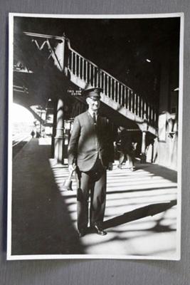 Photographs x 2; 1945; 06.0208