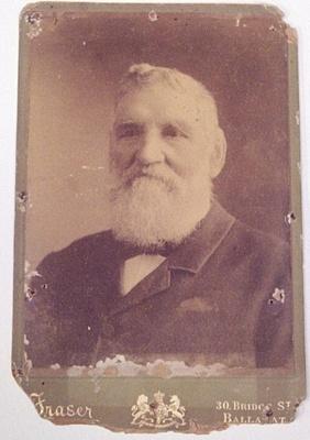 Photograph of Daniel William Lillingston; 564.81
