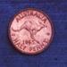 Coin, Halfpenny, 1943; 1943; 76.0560
