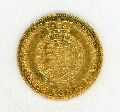 Coin, Military Issue, 1813, Guinea 1813, Military issued