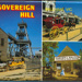 View Folder, Sovereign Hill Ballarat, Victoria; Nucolorvue Productions; 2017.0828