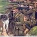 Postcard: Guard Dog; 83.2442