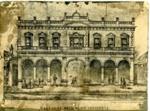 Photograph, Ballarat Mechanics Institute; François Cogné; 110.81
