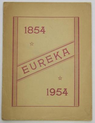 1854 Eureka; 1954; 06.0363