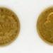 Coin, 1/2 Sovereign, 1856; Royal Australian Mint; 1856; 76.0032