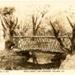 Postcard: Rose series P1744 Rustic bridge, Lake Wendouree.; 83.01159