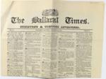 Ballarat Times; Ballarat Historical Society; 28 Oct 1954; 82.1027