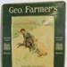 Sign, George Farmer's Ballarat Bacon & Hams; Hudson Scott & Sons Ltd; 2019.2610
