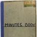 Stone's Minutes Book; Jessica Simon; 30 Aug 1962; 82.1417