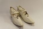 Dress shoes; Jago's Ballarat Boot Palace; Early 20th Century; 01.0129
