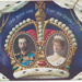 Postcard: Conjoined bust of George V and Mary within a crown; 83.0576