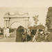 Postcard, Opening of Arch of Victory, 1920; 1920; 2018.1433