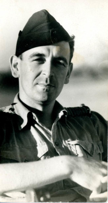 Photographs, Air Commodore Jack Dowling; 22 Oct 1943; 77.0163
