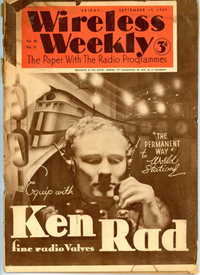 Wireless Weekly; 01 Sep 1937; 02.0189