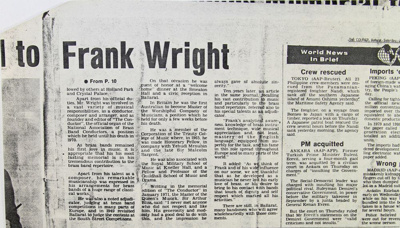 Photocopies of news articles.; The Ballarat Courier; 1981; 82.0499