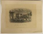 Lydiard St. from Bath's Hotel, Ballaarat; Sands & Kenny; S.T. Gill; 1857; 02.0659