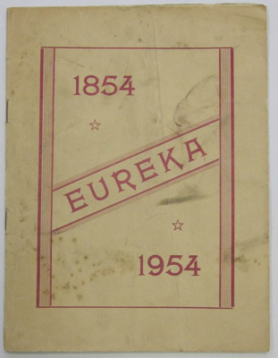 1854 Eureka; 1954; 06.0369