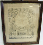 Framed Certificate presented to James Whittle by Pharmaceutical Society of Victoria.; Pharmaceutical Society of Victoria; 05 Feb 1877; 2019.2651