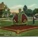 Postcard: Coronation Crown, Clarence park, Weston-super-Mare; 83.2574