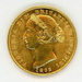 Coin, Sovereign, 1862; Royal Australian Mint; 1862; 76.0033