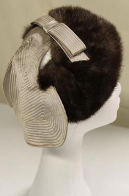 Hat; 1950s-1960s; 00.0032