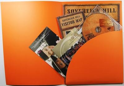 Sovereign Hill Ballarat Australia Celebrating 40 years. Two copies.; 2019.0297
