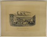 Kyneton, looking towards the Bridge; Sands & Kenny; S.T. Gill; 1857; 02.0666