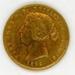Coin, 1/2 Sovereign, 1862; Royal Australian Mint; 1862; 76.0035
