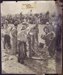 Photograph, The First Diggers Historical Pageant Ballarat, 1938; 13 Mar 1938; 537.79
