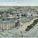 Postcard, Ballarat. Ballarat from the Town Hall Looking East.  Shows Post Office and Sturt Street from Lydiard Street to Grenville Street.; Circa 1910; 2014.2078